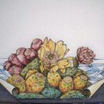 particolare tavolo fichi d india 150x150 - Galleria