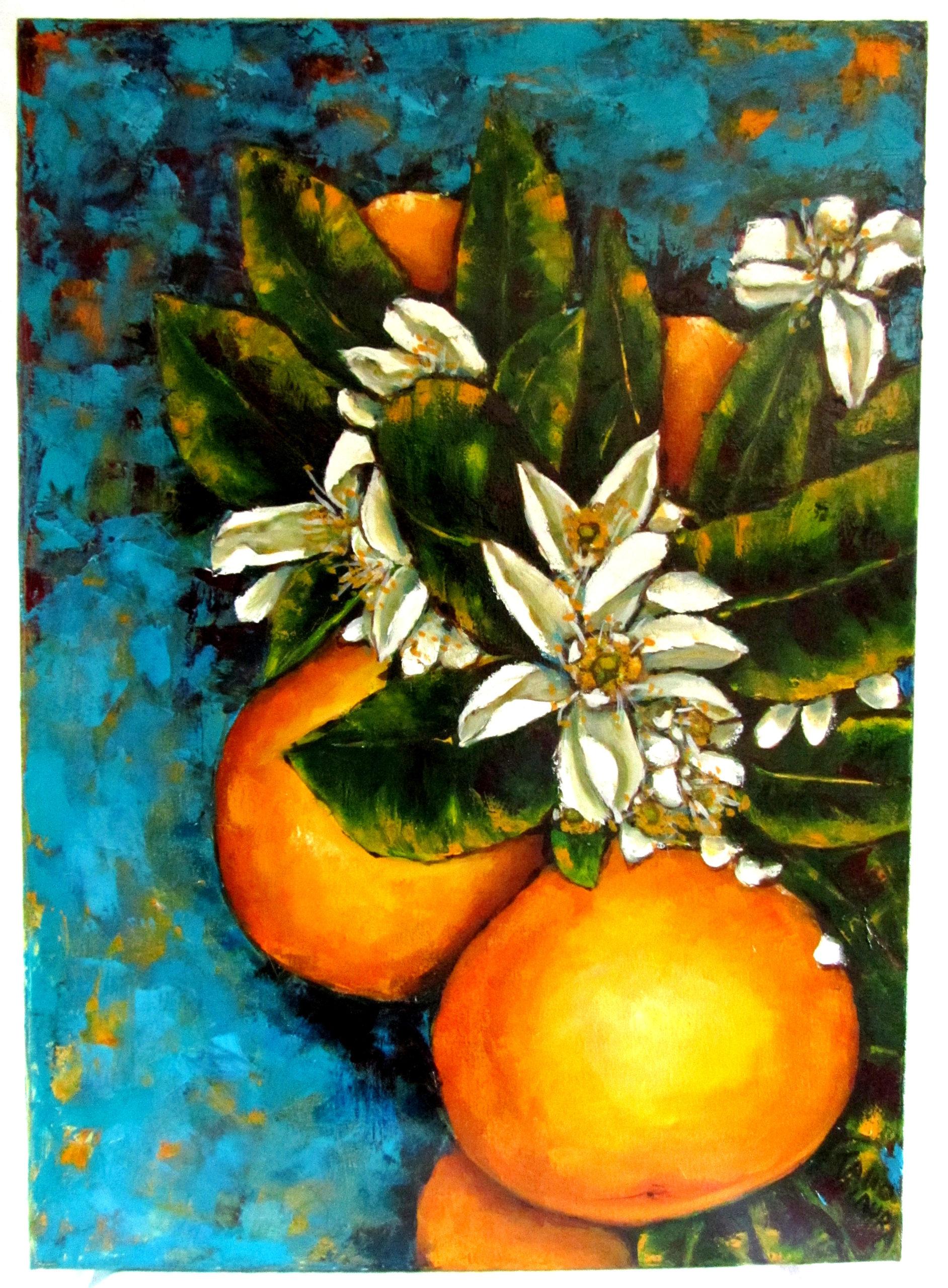 IMG 5365 scaled - quadro arancia