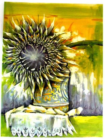 IMG 5370 350x466 - Trittico Cynara  80 x 180 cm