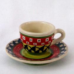 ca17 250x250 - Tazzina e piattino caffè 6 x 11,5 cm (cod. CA17)