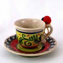 ca19 250x250 - Tazzina e piattino caffè 6 x 11,5 cm (cod. CA19)