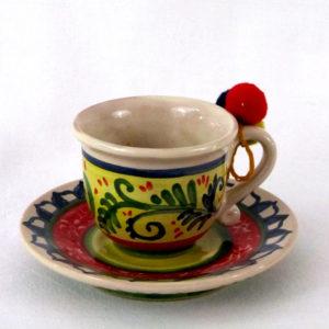 ca19 300x300 - Tazzina e piattino caffè 6 x 11,5 cm (cod. CA19)
