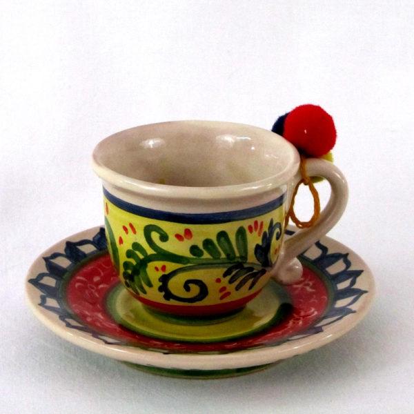 ca19 600x600 - Tazzina e piattino caffè 6 x 11,5 cm (cod. CA19)