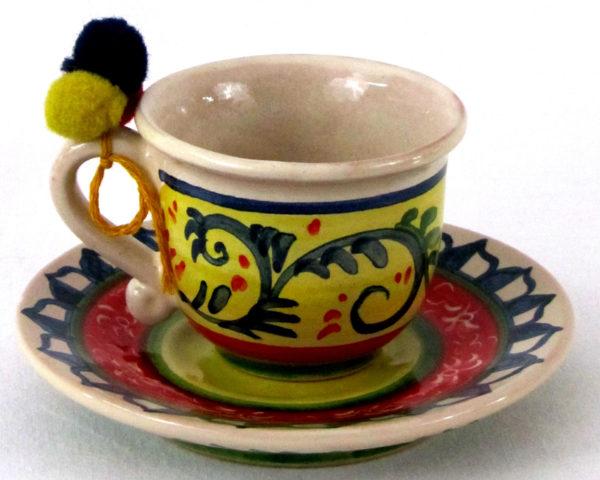 ca19b 600x480 - Tazzina e piattino caffè 6 x 11,5 cm (cod. CA19)