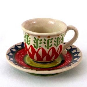 ca20 300x300 - Tazzina e piattino caffè 6 x 11,5 cm (cod. CA20)