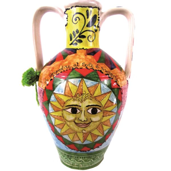 sole sicilia ceramica