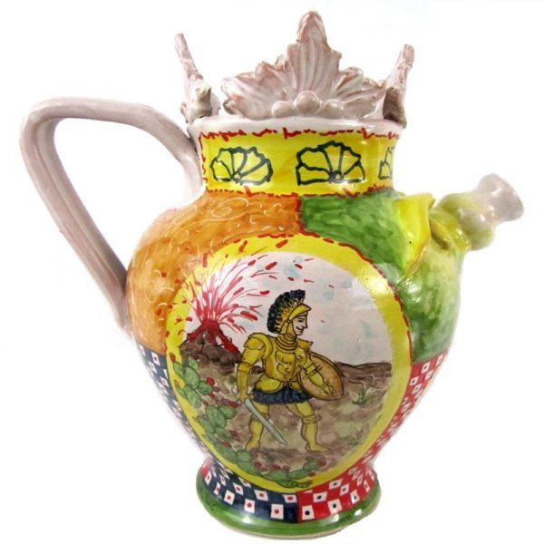 etna ceramica sicilia