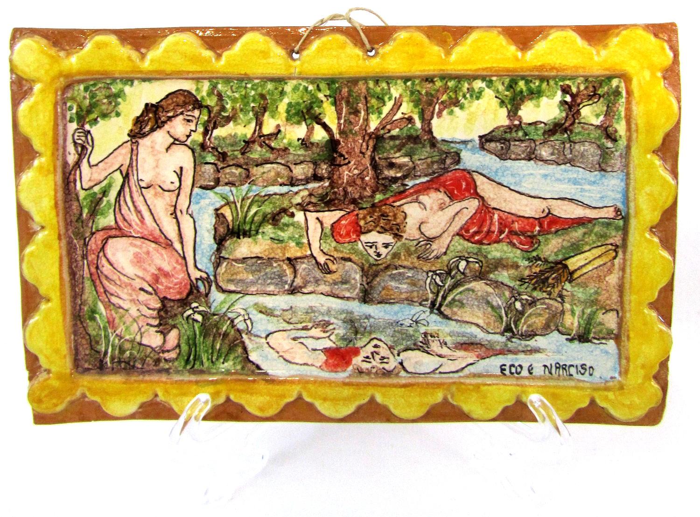 narciso.eco  - Narciso ed Eco: il mito greco a Giardini Naxos