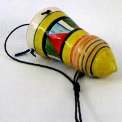ca81ant 250x250 - Porta candela da appendere 13 x 7 cm (cod. CA81)