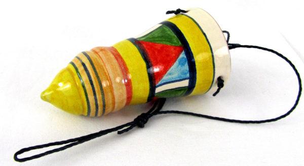 ca81b scaled 600x328 - Porta candela da appendere 13 x 7 cm (cod. CA81)