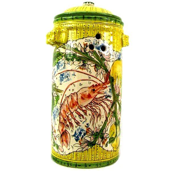 lm1ant 600x600 - Vaso gambero limoni 36 x 34 cm (cod. LIM1)