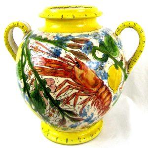 lm3c 300x300 - Vaso astice limoni 27 x 38 cm (cod. LIM3)