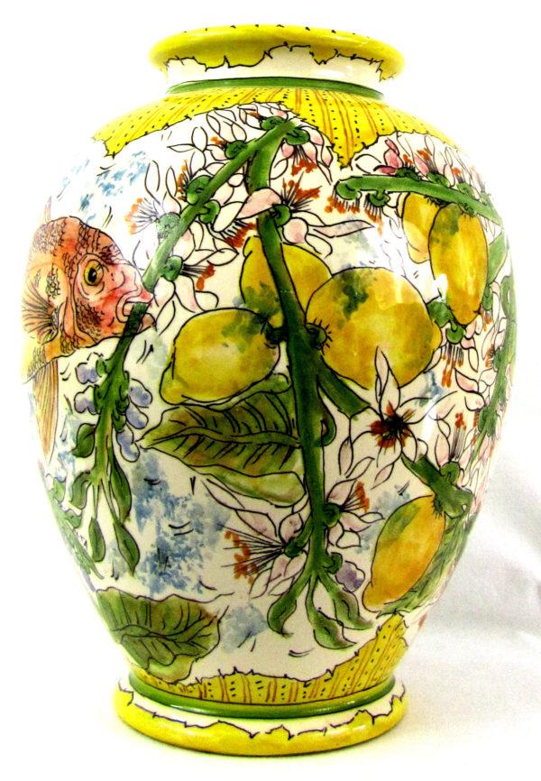 lm4b 600x866 - Vaso pesci limoni 30 x 25 cm (cod. LIM4)
