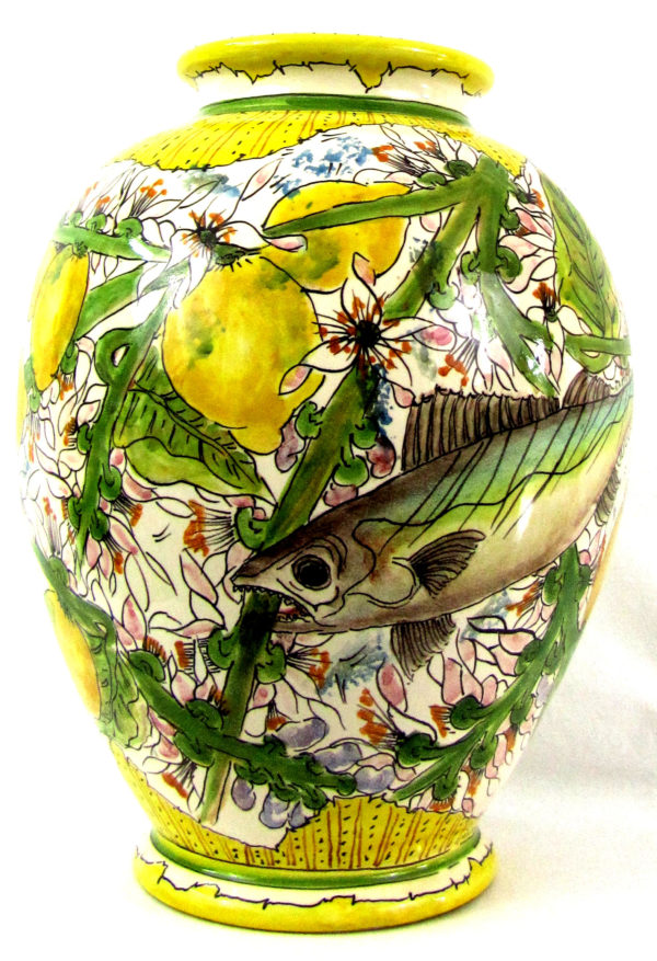 lm4c 600x877 - Vaso pesci limoni 30 x 25 cm (cod. LIM4)