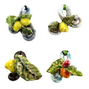 collane ceramica Sicilia