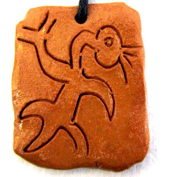 col23c 600x600 - Rongorongo di Rapanui ca 3 x 4 cm (cod. COL23)