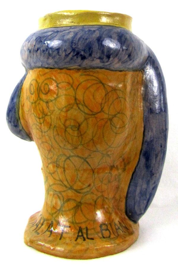 tm26c 600x898 - Testa di moro Donna vari colori 23 x 19 cm (cod. TM17)