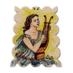 Saffo poetessa greca