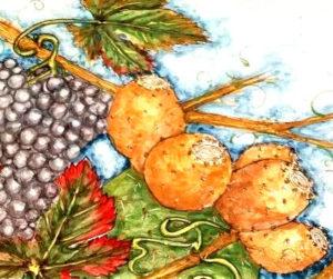 particolare.tavolo 1 300x251 - Fichi d'India di BluArte a Giardini Naxos