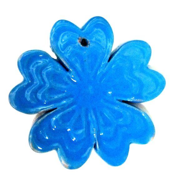fiore.blu  600x600 - Azzurro ca 3 x3 cm (Cod. COL15)