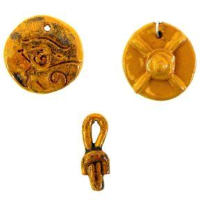 giallo collane taormina