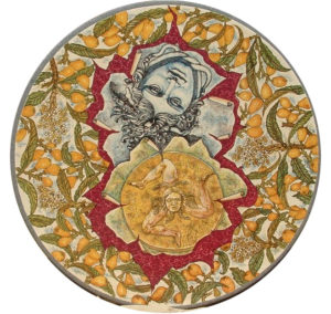 1a.tavolo.apollo 300x284 - tavolo pietra lavica ceramiche siciliane