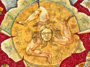 1c.trinacria particolare tavolo 300x225 - Galleria