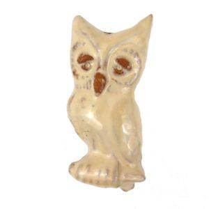 calamita gufo ceramica sicilia