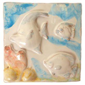 pesciolini ceramica