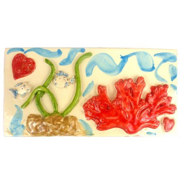 ceramica stile marinaro taormina