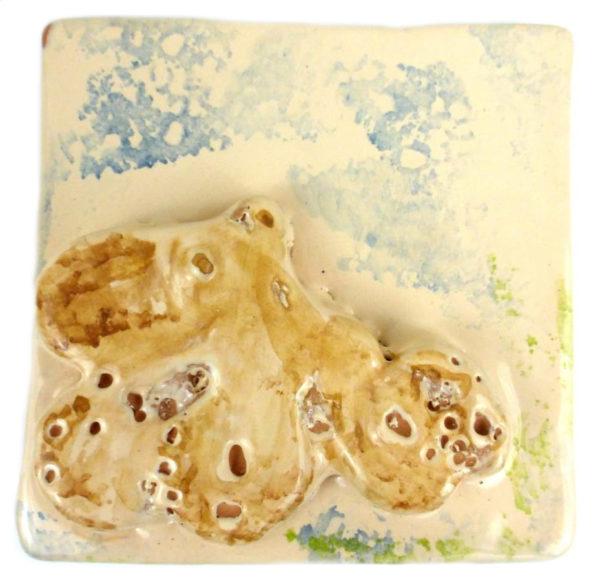polpo ceramica taormina