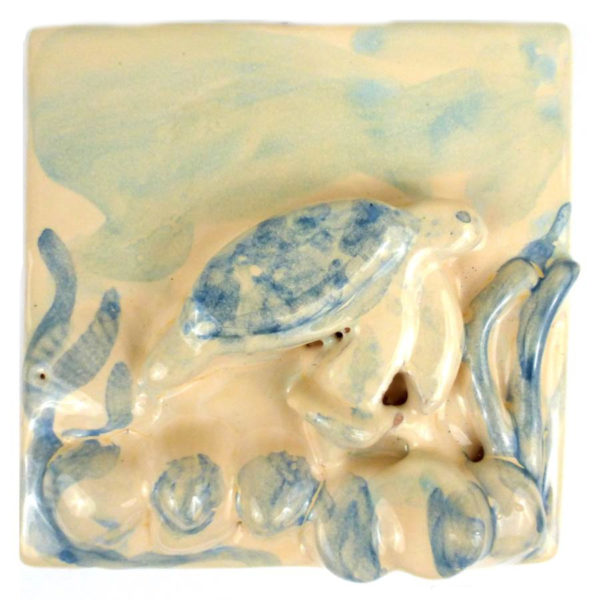 tartaruga ceramica taormina